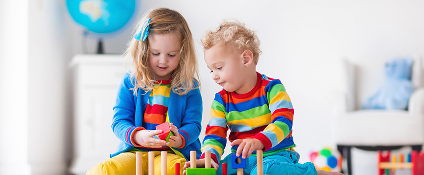 Tipos e característticas de atividades infantis